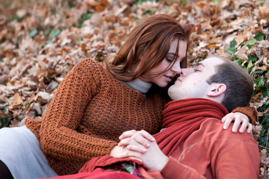 Alois Endl Portraitfotografie - Geschenksidee Herbst-Shooting, Romantikshooting