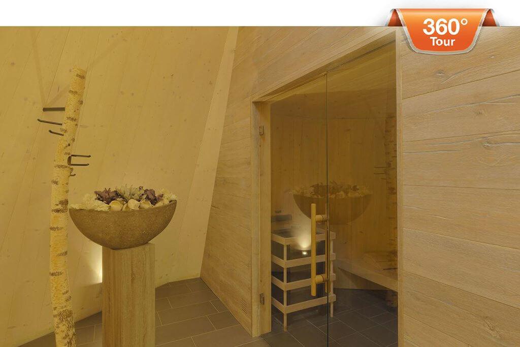 Ikuna Tipi Sauna