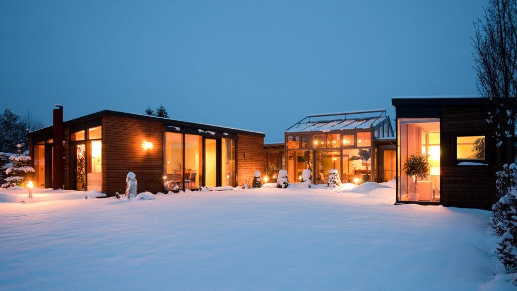 Alois Endl Wintergarten Architektur